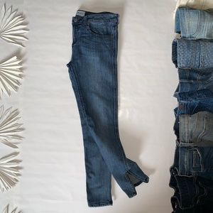 RVCA | ankle zip | lately low skinny jeans | 29